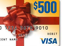 Free $500 Gift Cards